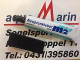 m2 Neoprenreparaturset Nahtband schwarz