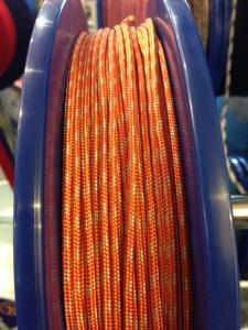 Globe 5000 2,5 mm orange / silber