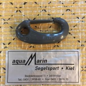 Leinenhaken Clip für Schwertgummi